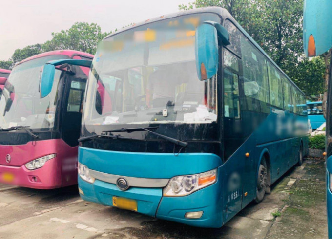 2011 Year Second Hand Travel Used Yutong Buses Diesel 39