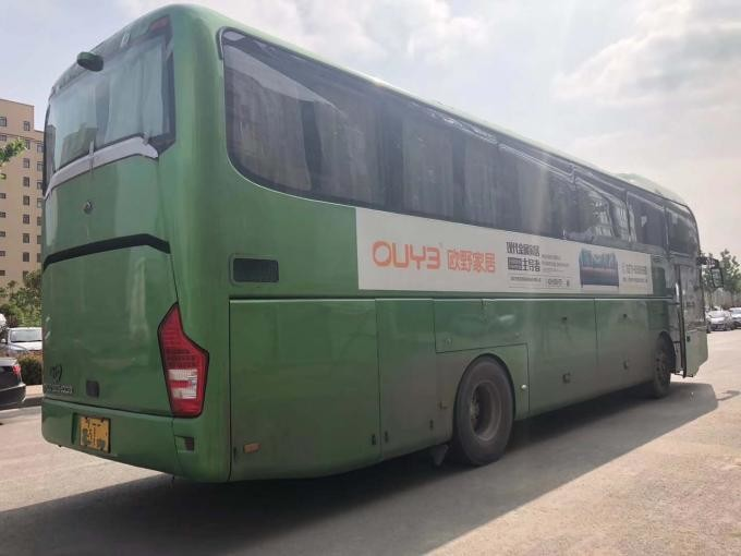 Yutong 6122 Series 55 Seats Second Hand Coach Bus Diesel
